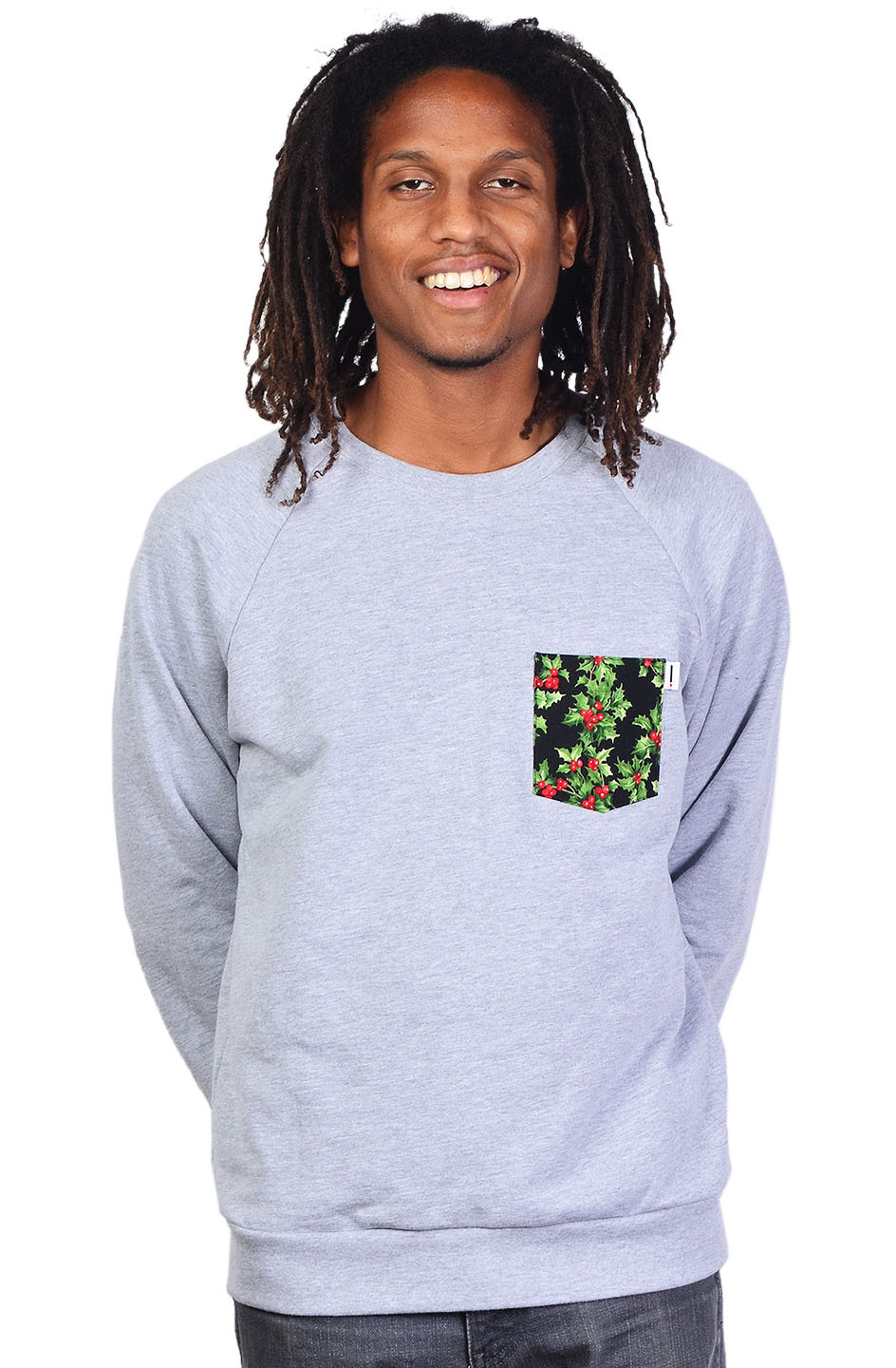 the holly would crewneck sweatshirt