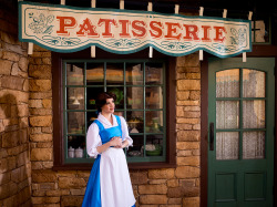 Routine Shopping  photographer: Noah Kalina  location: EPCOT France Pavilion