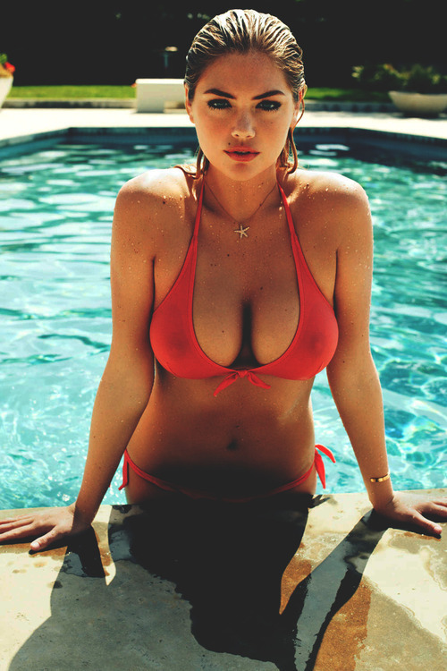 goldenchopperz:  Kate Upton <3