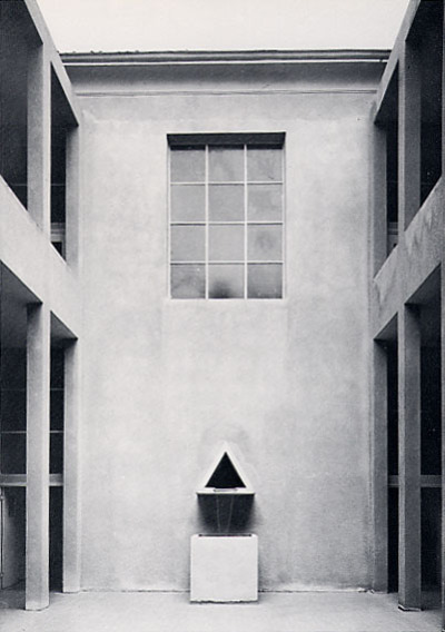 School in Broni, 1970 Aldo Rossi
