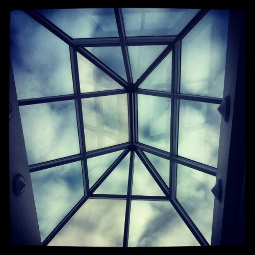 Skylight at the mall #Calgary #Alberta #Canada #Instagram #hipster
