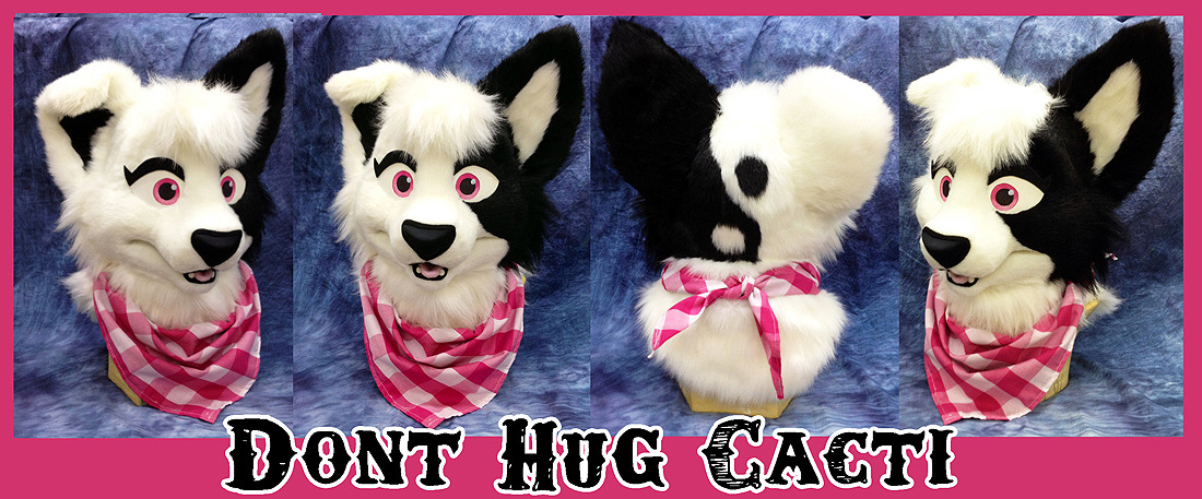 cat-on-durgs:  (Possibly) stolen fursuit head!! This head was made by DHC, then resold to someone else who never received it. For the full story: 1: http://www.furaffinity.net/view/10177621/ 2: http://www.furaffinity.net/view/10283639/ 3: http://www.furaffinity.net/view/10413896/ So just be on the lookout for this head at cons/meets/etc! (Just a note: I'd probably stay away from bashing the seller for now. It's not certain that its been stolen yet. This will be removed if its found, which hopefully it will be c: )   It kinda looks like Scooter