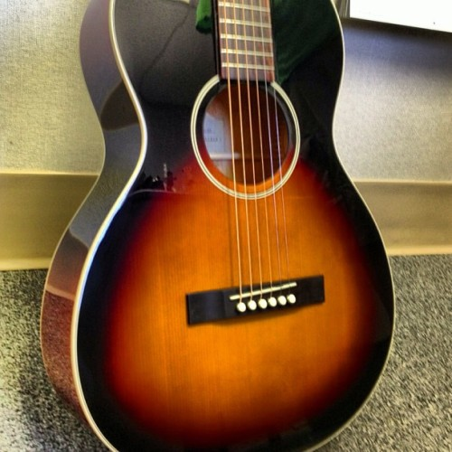 In for review: Loar small-body acoustic for an upcoming roundup