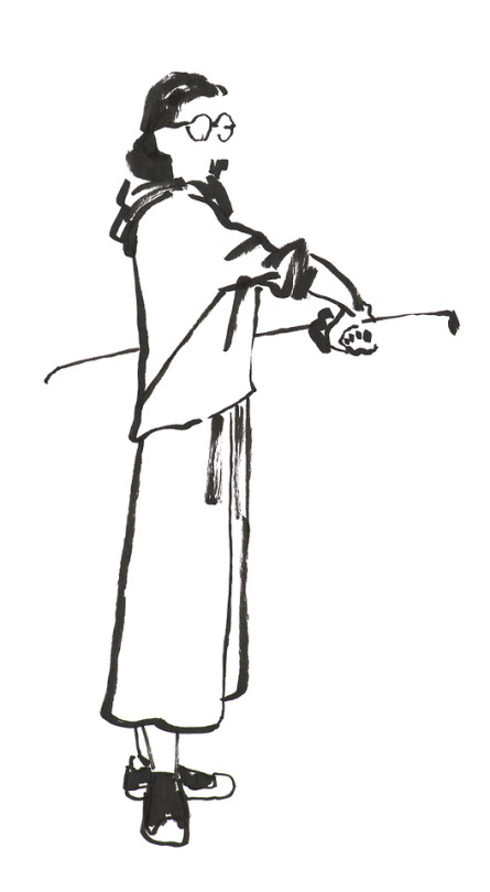 Gesture drawing week with Niall Laverty. Part 2