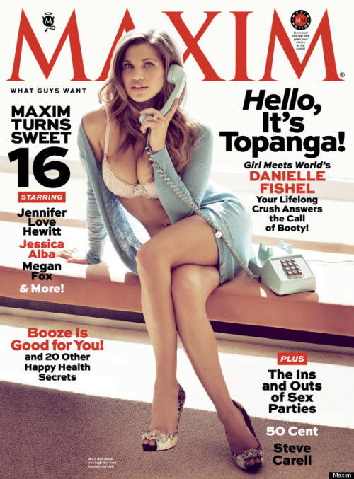 Sheesh! Topanga still got it! #Maxim #Topanga #BoyMeetsWorld