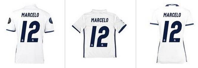 Marcelo Vieira da Silva (Río de Janeiro, Brasil, 12 de mayo de 1988), conocido deportivamente como Marcelo, es un futbolista brasileño nacionalizado español, juega como defensa y su actual equipo es el Real Madrid Club de Fútbol de LaLiga Santander...