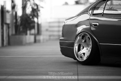Stance Works - VIP Lexus GS - Royal Flush Crew