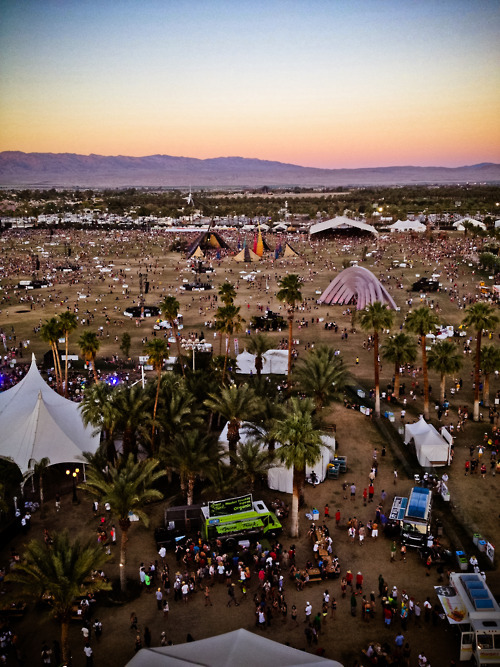 hennesandmauritz:  Reblogged from coachella   - It's beginning to feel a lot like Coachella!