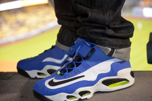 Nike Volt Air Griffey Max 1 on Flickr.WDYWT 5/8/2013