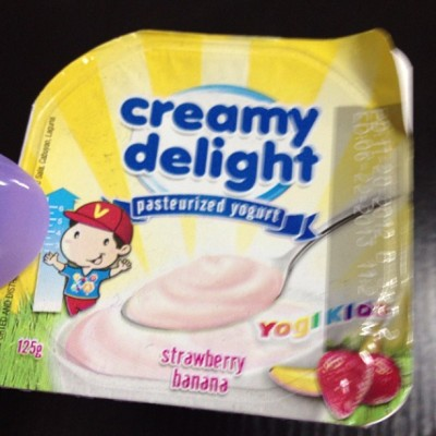 OMFG!! Strawberry banana! Ive been looking for youfor sooooo long! Great day today ❤😄
