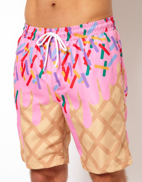 devoncuppycakes:  excuse me, I need new swimming trunks for summer. WHERE CAN I GET THESE
