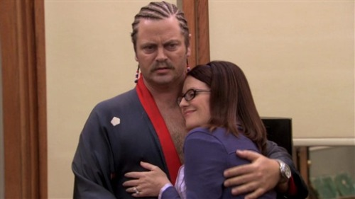 Ask Nick Offerman and Megan Mullally your relationship questions, because there is no one else whose relationship is more enviable.