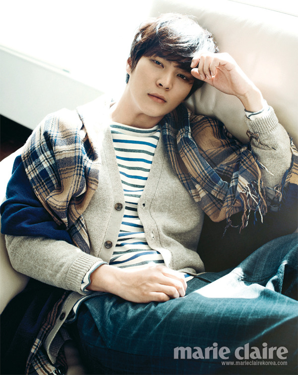 the-editorial-photoblog:  Joo Won in Marie Claire Korea December 2012