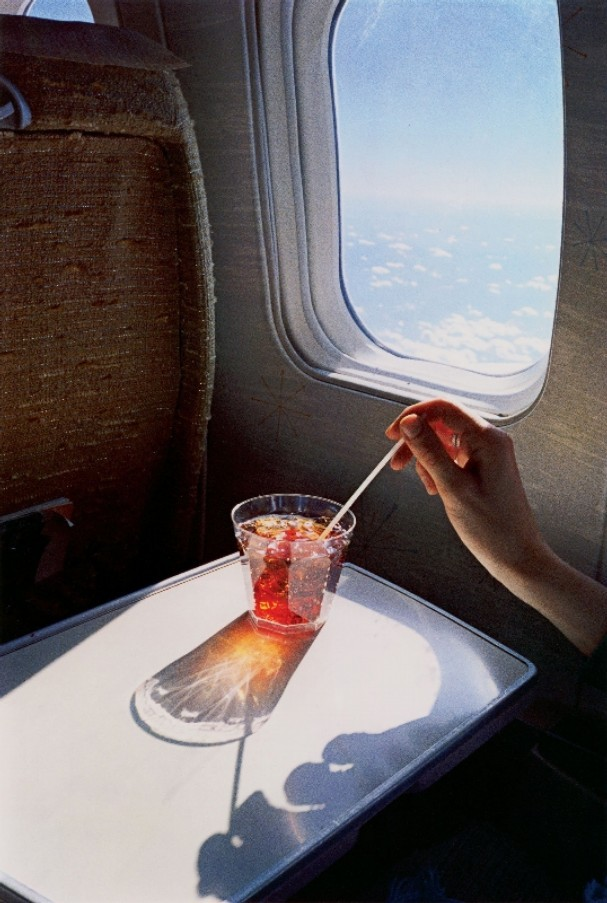 "William Eggleston, ""Untitled (Glass on Plane)"" and Alex Prager, ""Nancy"""