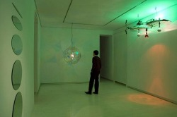 vuls:  Installation view by Olafur Eliasson