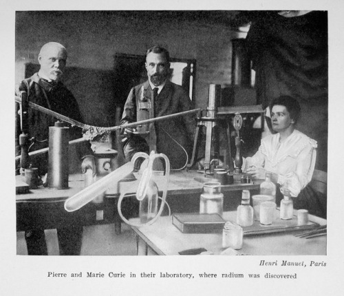 Incredible Pictures of Early Science Labs