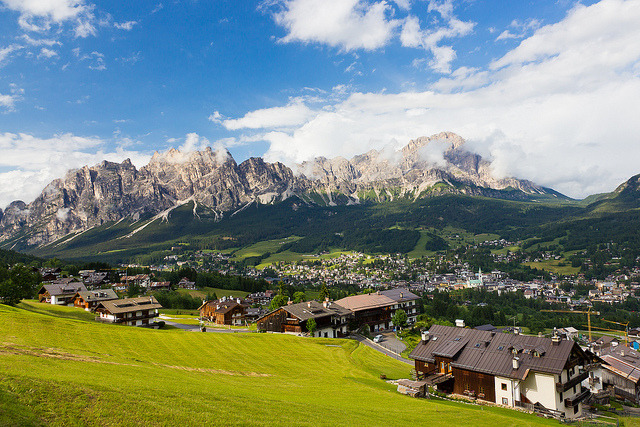 just-wanna-travel:  Cortina d'Ampezzo, Italy