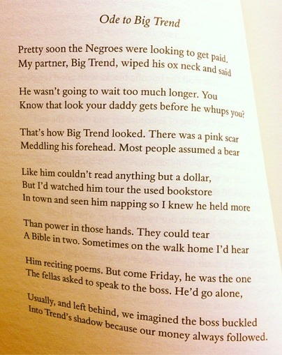 poetrysince1912:  —Terrance Hayes, Poetry, March 2008Poem In Your Pocket Day has arrived! What poem do you have for your pocket? Find one here.