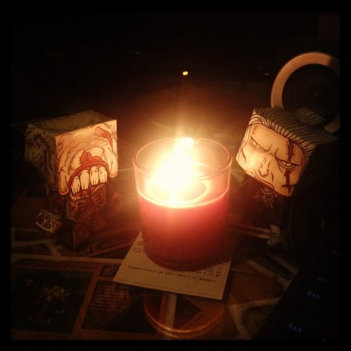 Campfire stories. #scentedcandles #witcher2