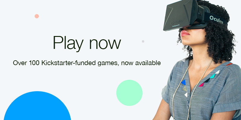 Introducing Play Now, a collection of over 100 Kickstarter-funded games you can play right now!