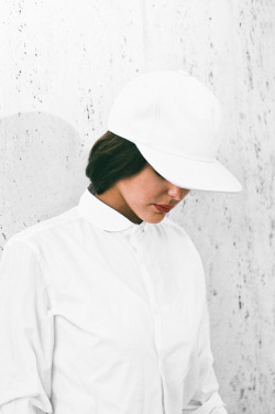 Photographer Adri Law and model Caitlin Currin for Stampd LA