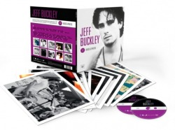 "jeffbuckleyforever:  Jeff Buckley (Music & Photos) To Be Released 2/26/2013 Columbia USA Release: 2/26/2013Jeff Buckley CD & DVD Set, in a 11"" x 12.5"" hardcover book with ten large-format photo prints. Unique compilation of material from across Jeff's career. Jeff Buckley:Disc One (CD So Real: Songs From Jeff Buckley)Disc Two (DVD – Live In Chicago)11"" x 12.5"" Hardcover Book10 Large-Format Photo Prints"