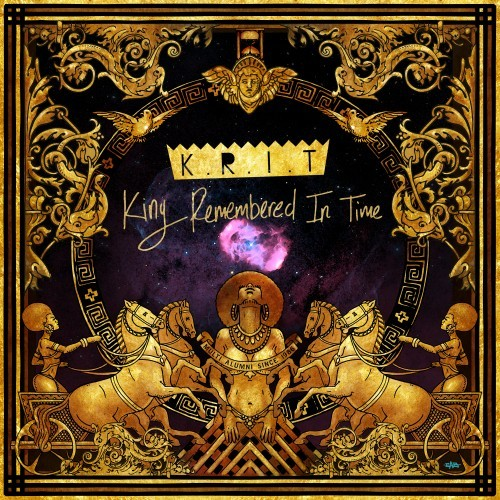 Big K.R.I.T. - King Remembered In Time (Mixtape) I'll be honest, I haven't really been paying attention to new releases, or kept an ear out for any upcoming projects recently. Hell I didn't even know Pac Div released a new album until just a few minutes ago (Note: Which would have been awkward if I did end up going to their show Wednesday. I would have never heard a bunch of the songs). Anyway, last night I was listening to some K.R.I.T. and silently wondered when the next time I got new music would be. A few minutes of surfing later I found out he came out with a new mixtape last week. Rejoice! Download