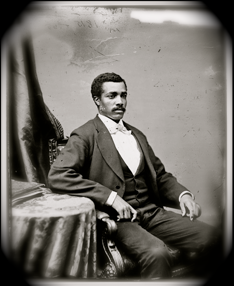 cartermagazine:  Today In Black History 'Josiah Thomas Walls was born enslaved on December 30, 1842, on the plantation of Dr. John Walls in Winchester, Virginia. He became the first Black Congressman to represent an entire state (Florida).' (photo: Josiah Thomas Walls) - CARTER Magazine