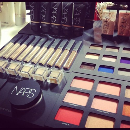 The latest and greatest from Nars.