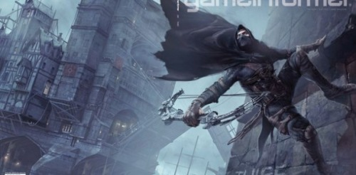 New Thief Coming To Next-Gen Consoles In 2014 The trailer stole the show for Mike.