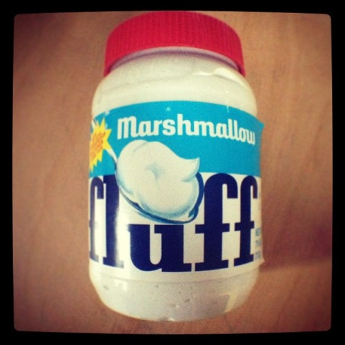 Just found my new favourite food #marshmallowfluff #american #import #instafood #foodporn #foodgasm #yummy #sweets #amazing