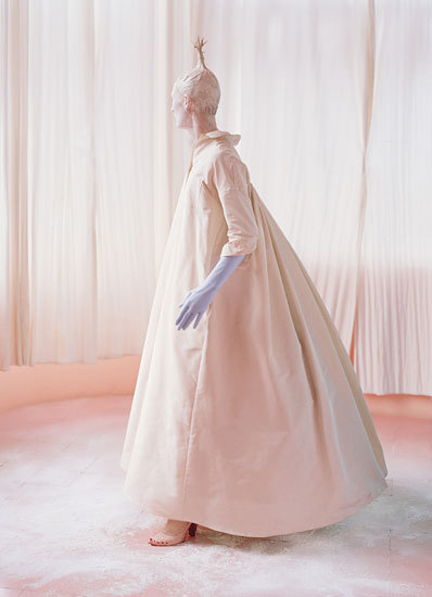andsoimissedmychance:   Tilda Swinton by Tim Walker for W