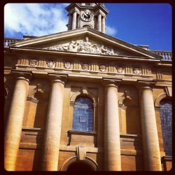 I had a great trip to #oxford