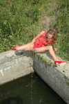 Womenpeeinnature quite a pose check out my @kinkysexualacts