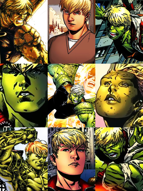 Hulkling  Jackie's Endless List of Favorite Characters