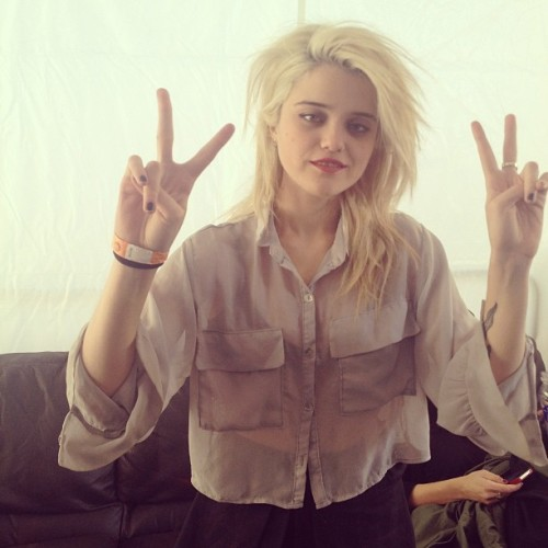 thefader:  .@skyferreira about to play #faderfortconverse; watch live on thefader.com.