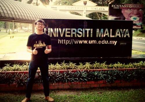 Universiti Malaya! :D – View on Path.