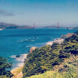 #bayarea #goldengatebridge #beautiful #Pacific
