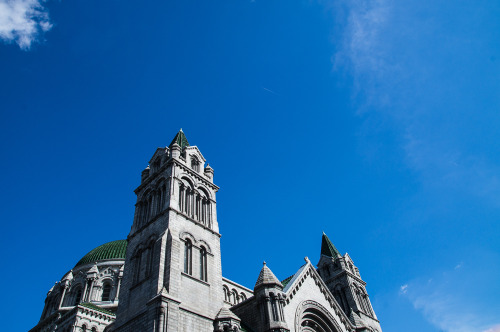 Cathedral Basilica in the Central West End of St. Louis
