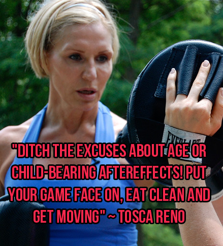 eatcleanbee:  WERD! Tosca Reno will change your life.