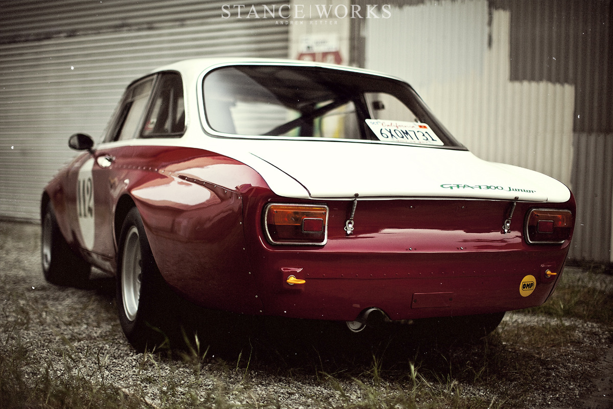 stancedesign:  1968 Alfa Romeo GTA 1300 Junior