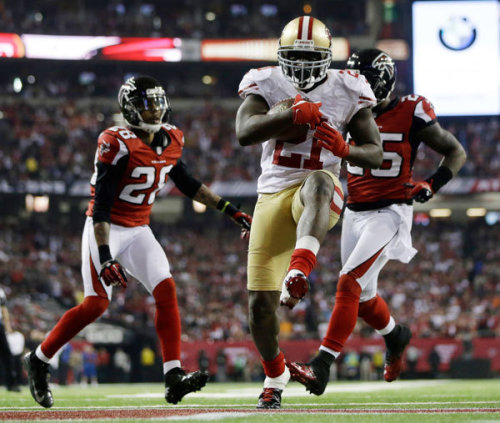 Frank Gore Leads 49ers to Super Bowl