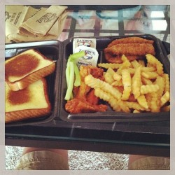 Zaxbys run!!!! #itp #lifeasweknowit #food #chicken