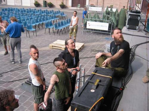 decayedintelligence:  Coil sound check