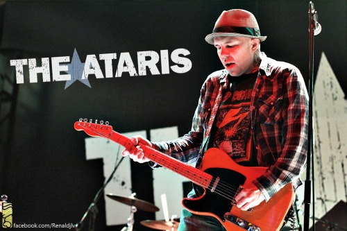 The Ataris Live in Manila  Photo by: Renaldjlv ©2013 facebook.com/Renaldjlv