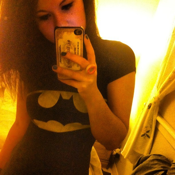 I like the colour black top much #batman#black#heavygoff