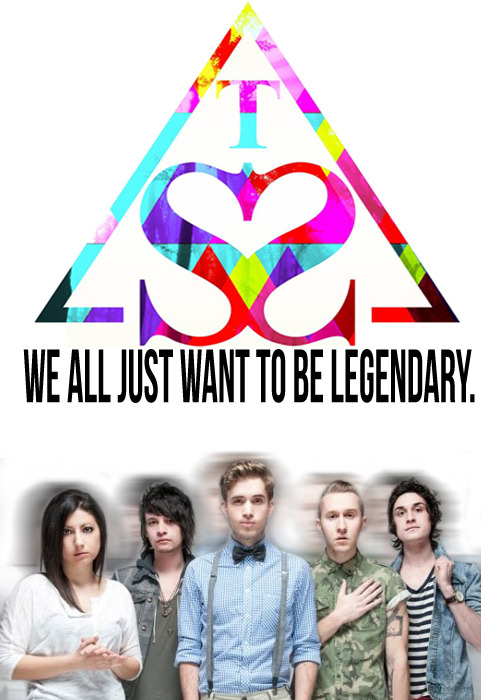 thegirlwhoisnotsonormal:  We all just want to be LEGENDARY.