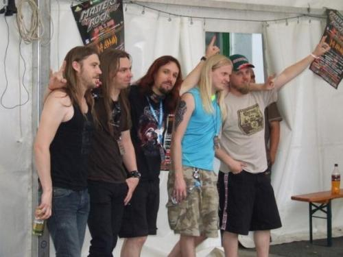 heavvymetalqueen:  Look at all that pasty Finnish flesh on display