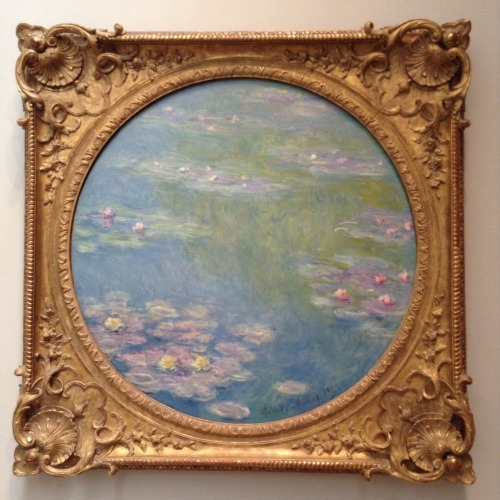 cosei: claude monet; french 1840-1946 water lilies,1908 oil on canvas.