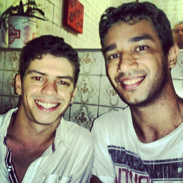 Niver do Branco com Will